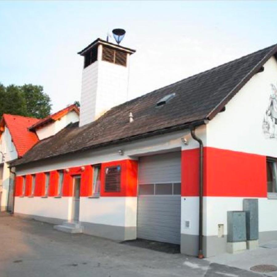 Feuerwehrhaus Harmannsdorf, ©FF Harmannsdorf