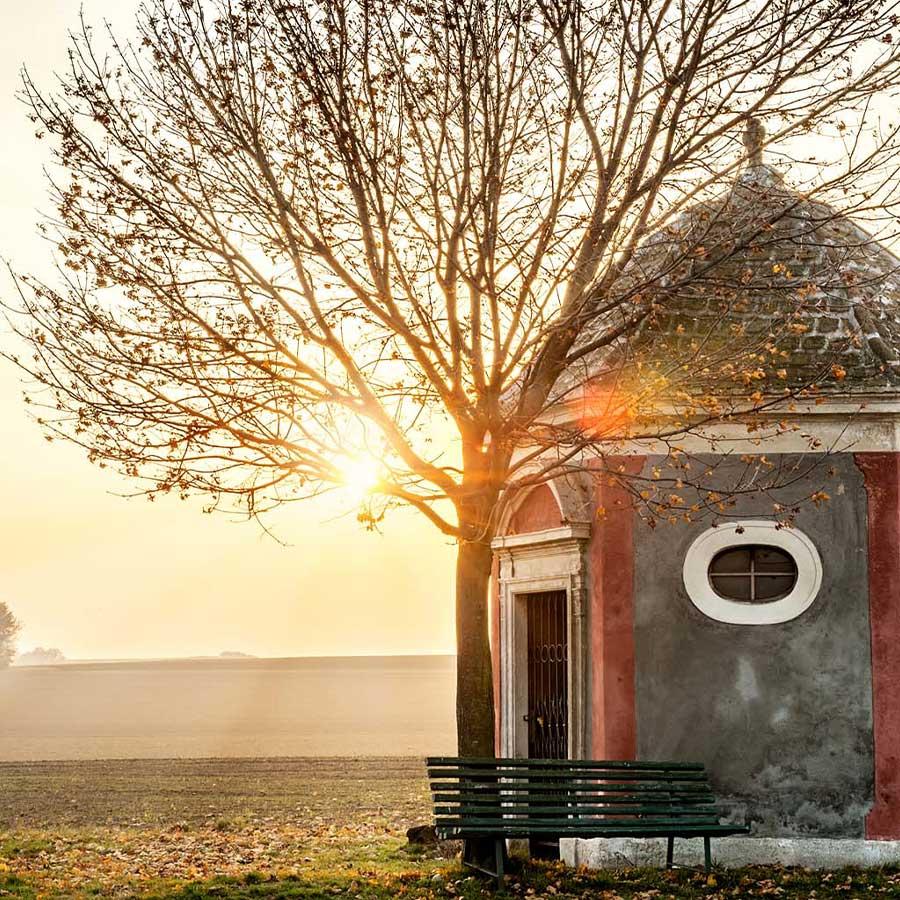 Barbarakapelle, © Reinhard Podolsky