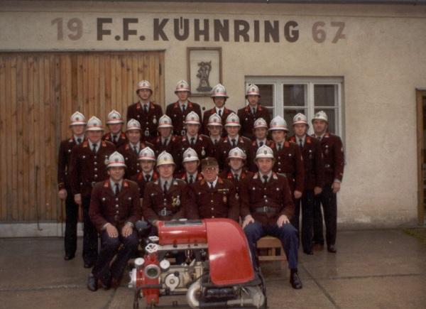 © Feuerwehr Kühnring