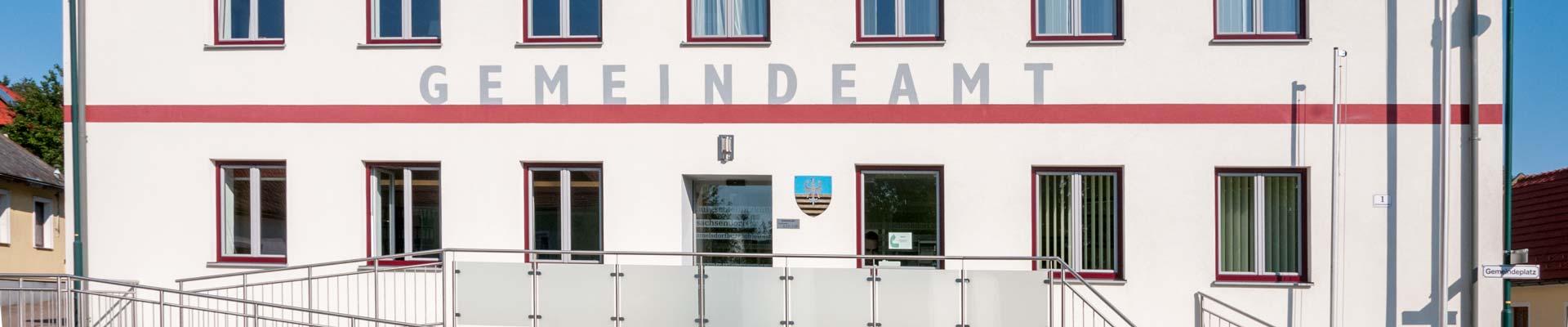 Gemeindeamt Burgschleinitz-Kühnring