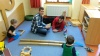Kinderbetreuung und Glühweinstand der Jugend Burgschleinitz