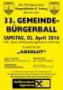 Gemeindebürgerball 2016