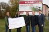 Projektstart für 6 neue Reihenhäuser in Kühnring